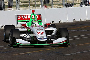 Indy Lights Crónica de Carrera St. Pete Indy Lights: O'Ward debuta con victoria