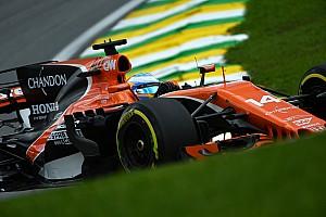 Formule 1 Réactions Alonso déplore un déficit de V-max jusqu'à 50 km/h