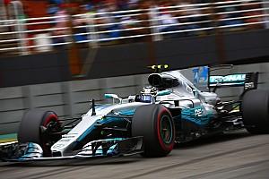 F1 Reporte de calificación Bottas aprovecha el accidente de Hamilton y logra la pole en Brasil