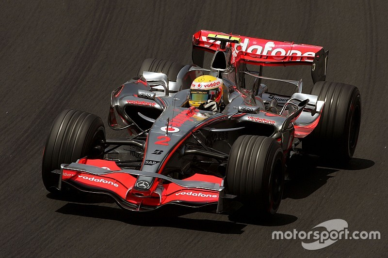 El debut de Norris en F1 con McLaren,
