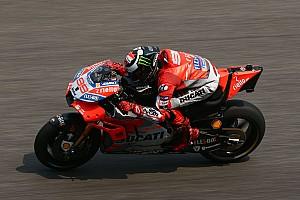 MotoGP Test Test Qatar, Giorno 1, Ore 19: Lorenzo davanti a Valentino di un soffio
