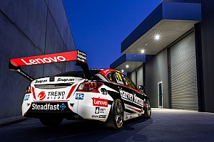 Supercars Breaking news Nissan updates de Silvestro livery for 2018