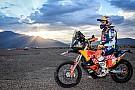 Dakar GALERÍA: el ganador de motos Matthias Walkner en el Dakar