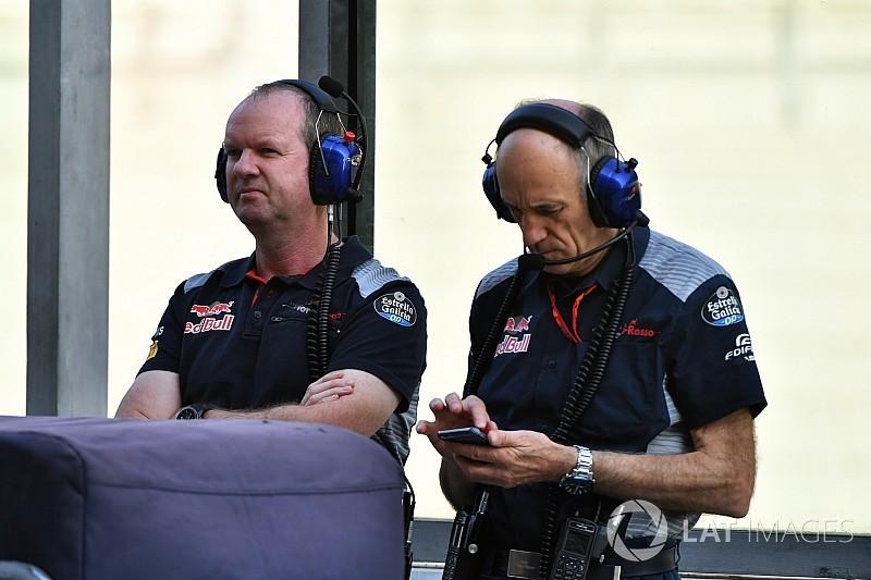Tost: Toro Rosso 2018'de dördüncülük için yarışabilir