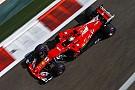 Forma-1 Vettel az élre repítette a Ferrarit Abu Dhabiban Hamilton és Verstappen előtt