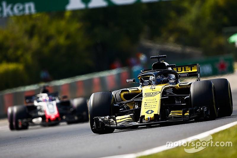 Renault wist al dat voorsprong op Haas