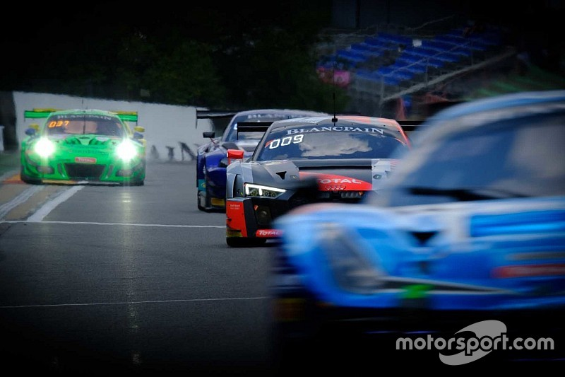 GT2 name revived for new SRO GT amateur category
