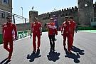 Formula 1 Fotogallery: Baku si appresta a ospitare il GP d'Azerbaijan 2018