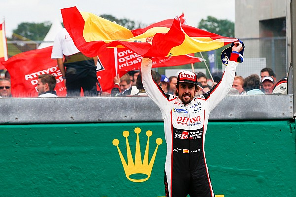 Le Mans Analysis How Alonso's class shone through at Le Mans