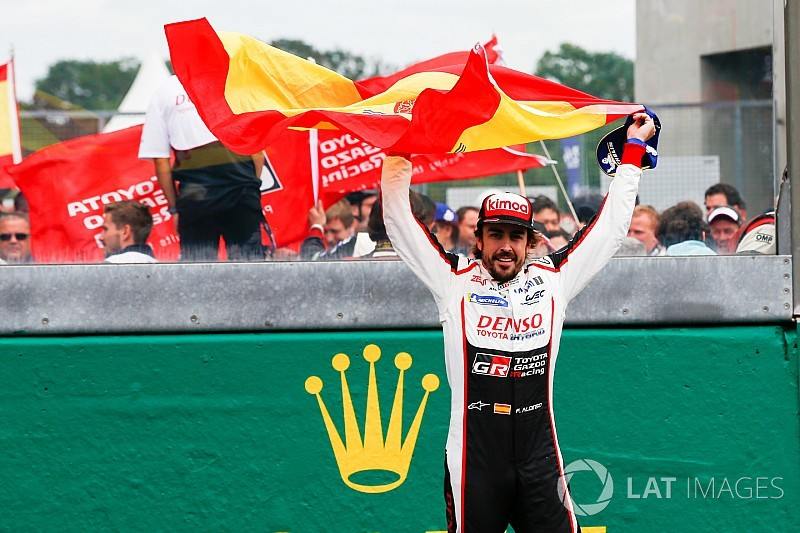 How Alonso's class shone through at Le Mans