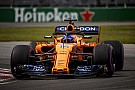 Alonso: State of F1, not McLaren form, key to my future