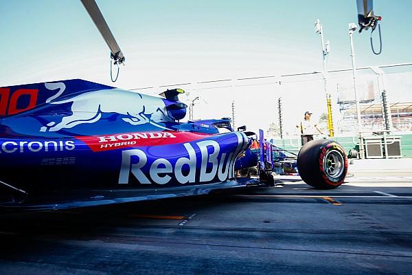 F1 速報ニュース トロロッソTD「予選結果は残念だったが、目標はポイント獲得だ」