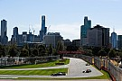 Formule 1 La pluie en arbitre à Melbourne?