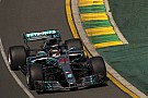 澳大利亚大奖赛排位赛:汉密尔顿强势摘下杆位,博塔斯Q3撞墙
