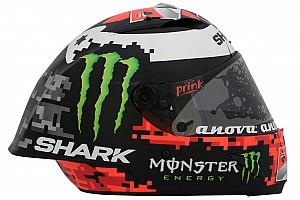 MotoGP Top List GALERIA: O capacete de Lorenzo para 2018