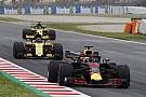 Формула 1 Renault не привезет новый MGU-K в Канаду. Мешают надежность и вес