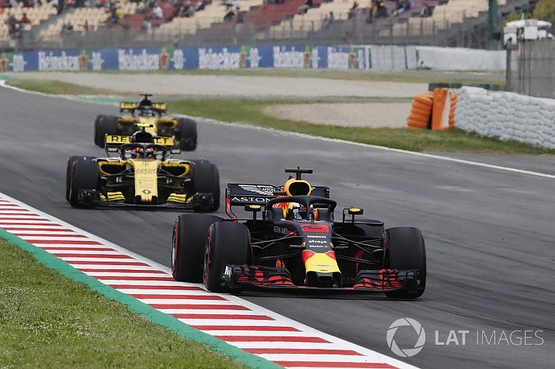 Los pilotos de Renault no echarán de menos a Red Bull como referencia