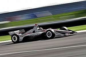 IndyCar Practice report Indy GP: Power tops King, Rossi in FP2