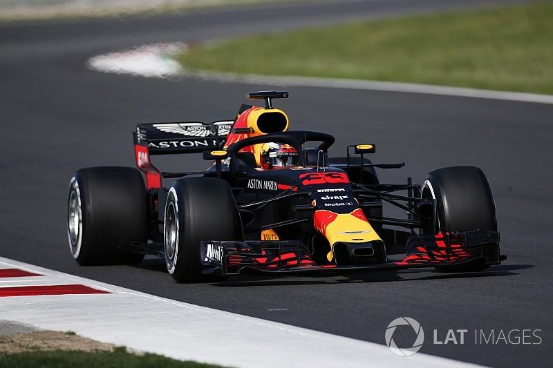 Verstappen: Red Bull için faydalı bir test oldu