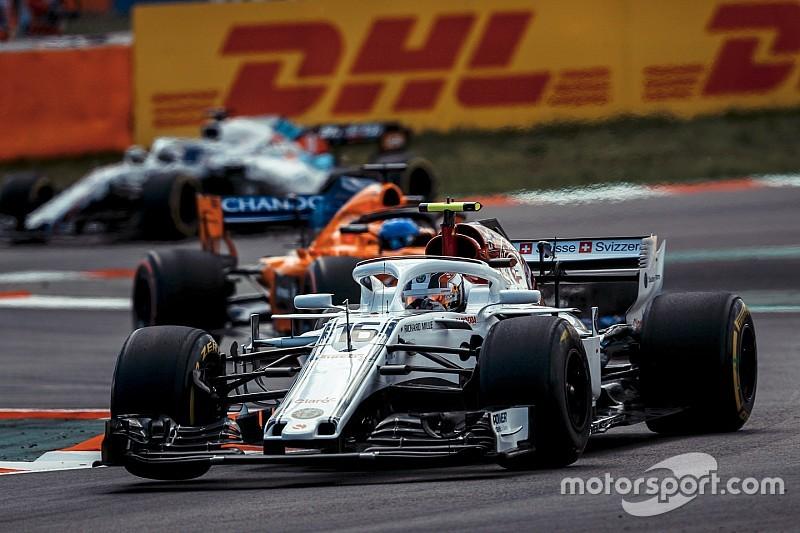 """Leclerc : """"La huitième place serait un exploit"""" pour Sauber"""