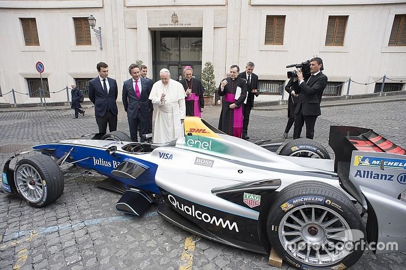 "Formula E drivers to face ""unique"" challenge in Rome"