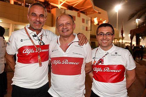 Главный конструктор Alfa Romeo перешел в Aston Martin