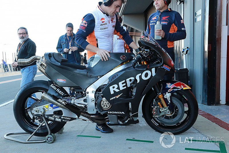 """Marquez strong in Valencia test """"for the first time"""""""