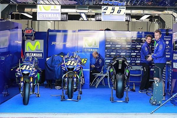Yamaha completa dois dias de testes privados em Sepang