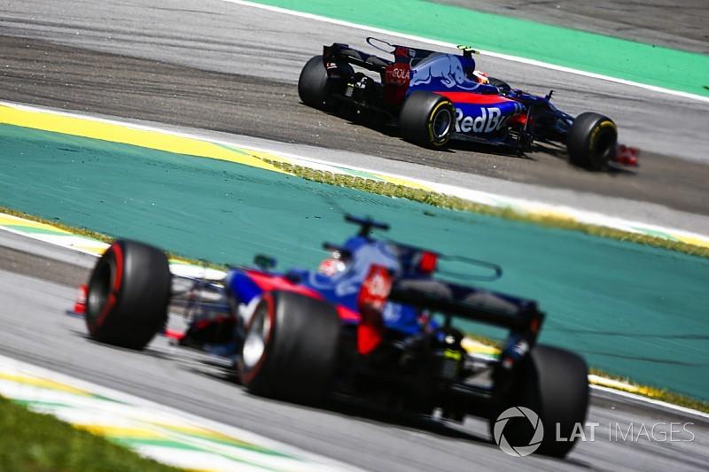 Toro Rosso devrait confirmer Gasly et Hartley pour 2018