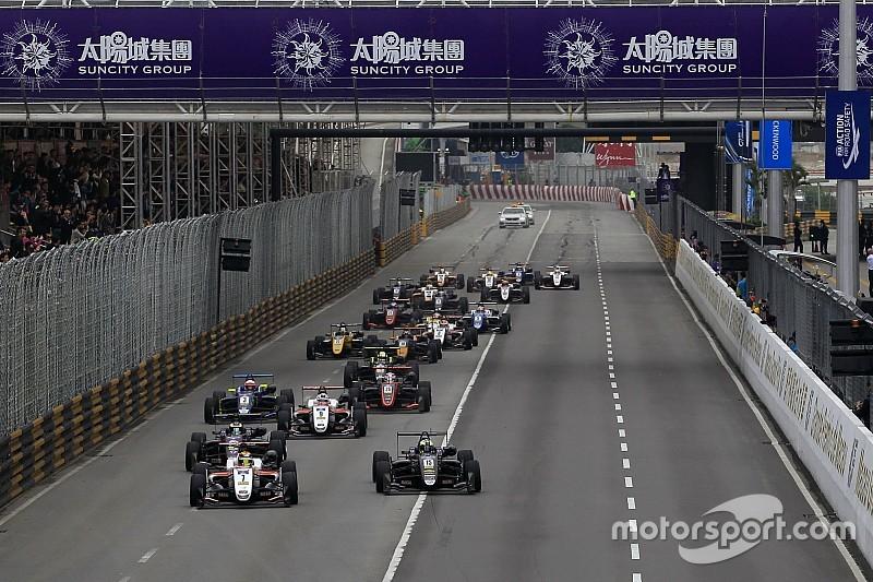 Шумахер, Шварцман и Тиктум выступят на Гран При Макао