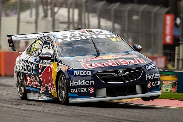 Supercars Отчет о гонке Сезон Supercars начался с победы ван Гизбергена