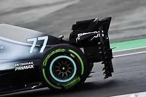 """Mercedes: """"Nem hisszük, hogy 1 másodperccel vagyunk a mezőny előtt"""""""