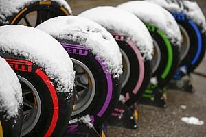 Formel 1 News Pirelli: Mit neuer Software zu besserer Reifenwahl