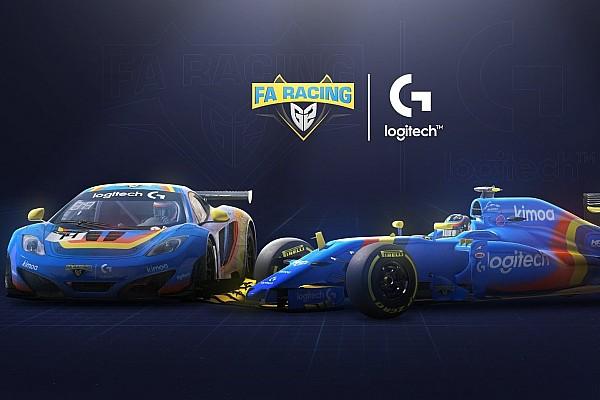 eSports Noticias El equipo virtual de Fernando Alonso ya tiene componentes