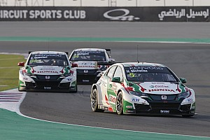 WTCC Breaking news Honda would have quit WTCC if TC1 rules stayed