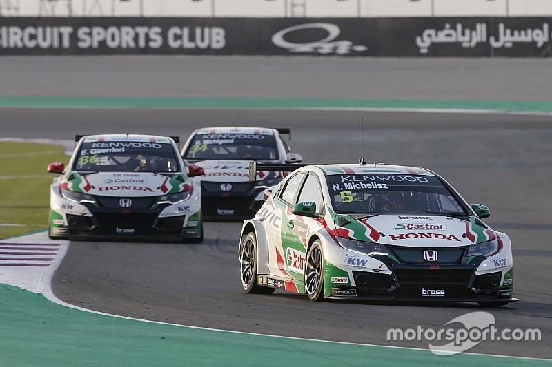 Eğer TC1 yönetmeliği kalsaydı Honda WTCC serisinden ayrılabilirdi