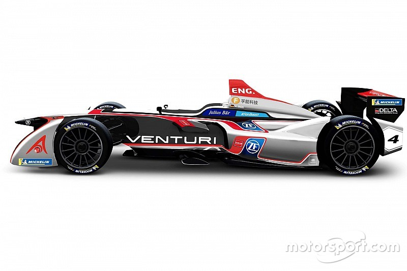 Venturi se une a HWA, de Mercedes, para la nueva temporada de Fórmula E