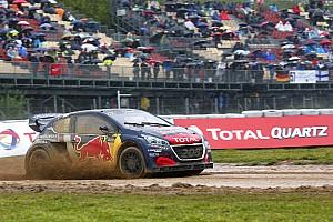 Rallycross-WM Qualifyingbericht WRX Montalegre: Sebastien Loeb nach Tag 1 vorne