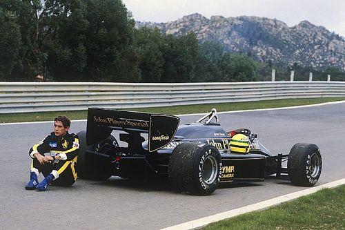 Kunstenaar maakt standbeeld van iconische foto Senna