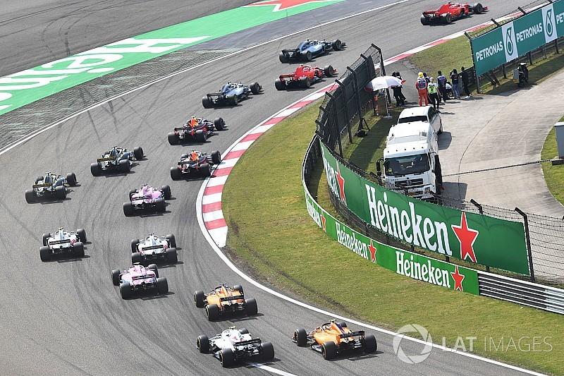 FIA pertegas larangan trik gas buang di Formula 1