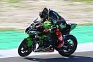 WSBK Assen: Kawasaki-coureur Sykes topt opwarmsessie