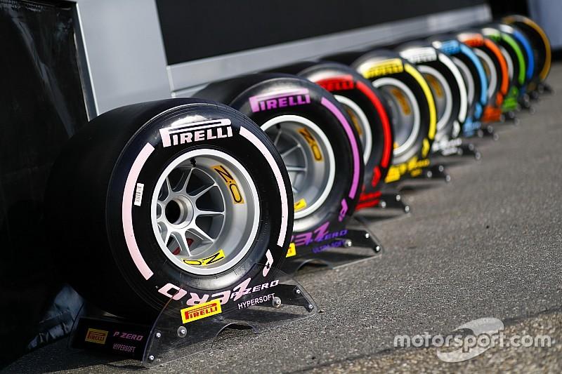 Pirelli se dice lista en caso de guerra de neumáticos en la F1
