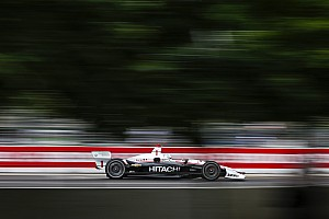 IndyCar Qualifying report Toronto IndyCar: Newgarden snatches last-gasp pole