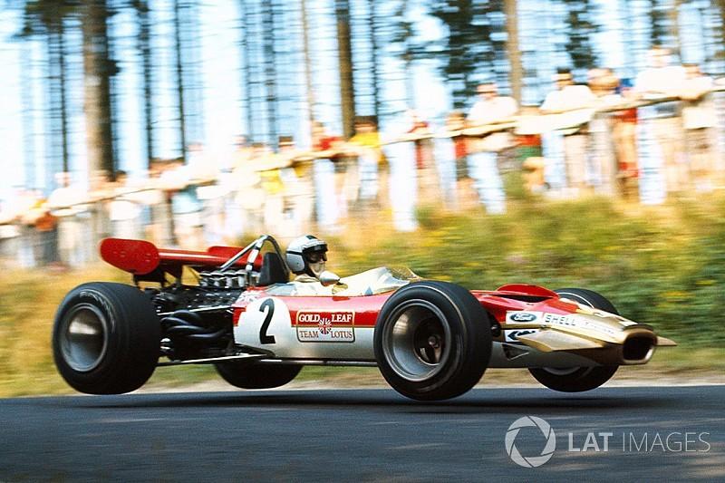 Los 5 mejores: Rainer Schlegelmilch sobre las leyendas de la F1