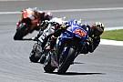 Vinales 'berbat' Jerez yarışında yüzde 110 ile sürmüş