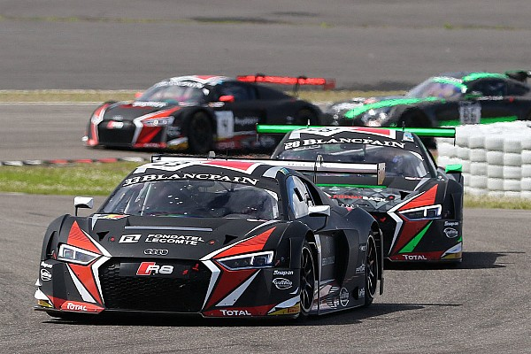 One win and two other podium finishes in Sprint Cup for Team WRT at the Nürburgring