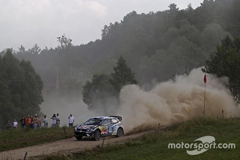 WRC Polandia: Mikkelsen rebut kemenangan, Tanak bermasalah di saat-saat terakhir