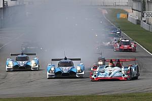 Asian Le Mans Race report Jackie Chan DC Racing juarai ronde pembuka Asian Le Mans Series di Zhuhai
