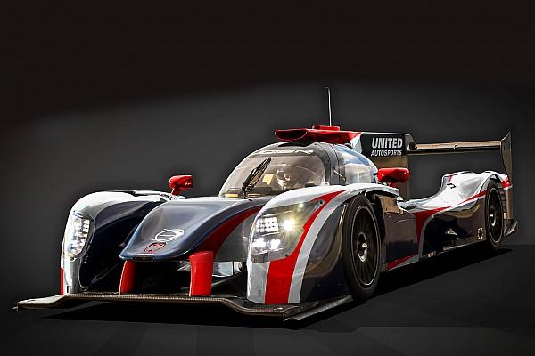 Le Mans United Autosports takes up Le Mans 2017 LMP2 invite