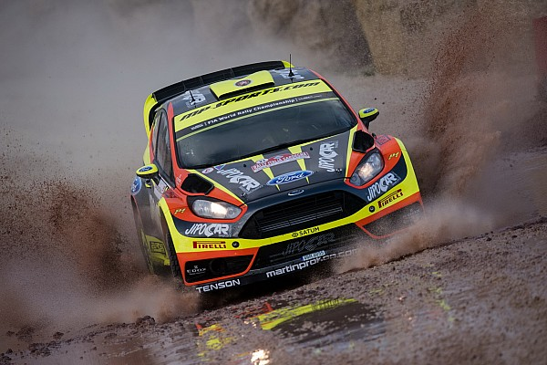 Prokop threatens WRC exit over Italy penalty